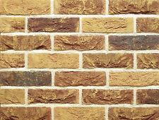 Handform-Verblender WDF BH682 gelb violett nuanciert Klinker Vormauersteine