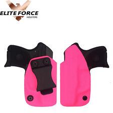 Pink IWB Kydex Gun Holster Fits Springfield Armory HELLCAT 9MM