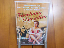 FACCIAMO PARADISO (1995) DVD di Mario Monicelli