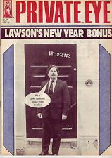 January Private Eye Weekly News & Current Affairs Magazines