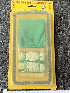 """Original Pocket Chain Saw """"Short Kutt Guidex"""" (Gold Medal Geneva 1993) Pruning"""