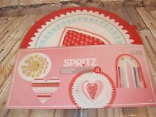 New Spritz Hanging Party Decor 13 Pieces Package Hearts,Rainbow & Sun