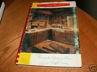 CATHOLIC Community Church Cookbook Rosary Altar Society St. Pius Flagstaff, AZ