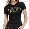 Drama Queen Style Fun Krone Crown Sprüche Fun Comedy Damen Lady Girlie T-Shirt