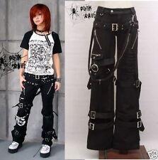 Kera Japan Visual Punk lbelt bag pants black M