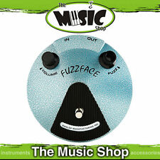 New Jimi Hendrix Signature Fuzz Face Distortion Pedal by Dunlop - JHF1