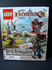NEW LEGO Brickmaster Castle Book Set Minifigures Lookout Chariot Knight Kingdoms