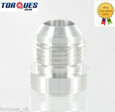 AN -10 (AN10 -10 JIC AN 10) Male Aluminium Weld On Fitting Round Base