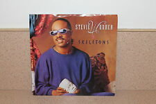 "Stevie Wonder Skeletons 7"" vinyl picture sleeve Motown 1907MF"