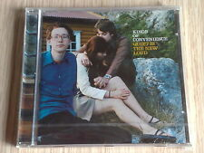 KINGS OF CONVENIENCE - QUIET IS THE NEW LOUD - CD NUOVO SIGILLATO (SEALED)