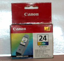 Genuine Canon BCI-24 Color Ink Cartridge 6882A002 AB
