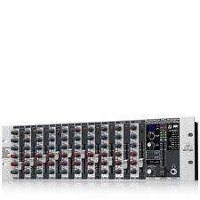 BEHRINGER EURORACK PRO RX1202FX 12 In Rack Mixer XENYX Preamps + Full Warranty