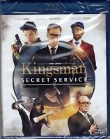 Blu-ray KINGSMAN ♦ SECRET SERVICE con Michael Caine Samuel L. Jackson nuovo 2015