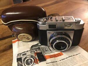 Zeiss Ikon Contina mit Pantar 45mm f/2.8