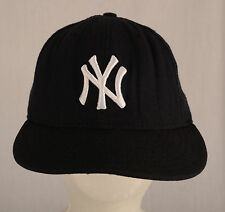 YANKEES MLB New Era  Authentic Collection 7 1/2/60cm  Navy White Embroidered NY