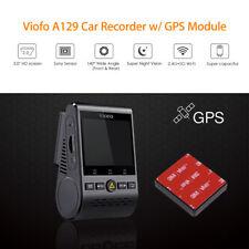 2 CH Viofo A129 Sony IMX291 Wi-Fi Mini Car Dash Cam GPS Night Vision Capacitor