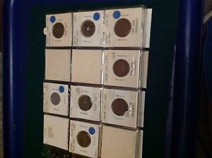 Japanese coin selection x 25