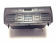 2000 2001 2002 AUDI A6 ALLROAD AIR CONDITIONING CLIMATE CONTROL PANEL 4B0820043H
