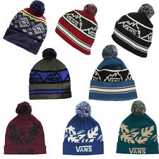 Vans Graphic Fold U It s A Bobble Mount Pompom Mens Womens Beanies Hats 22eaa62a5aa