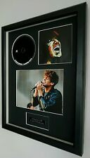 More details for paolo nutini framed original caustic love cd-plaque-certificate-