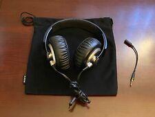 Sony MDR-XB500 Headband Headphones - Silver/Black *MINT*