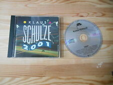 CD Rock Klaus Schulze - 2001 (15 Song) BRAIN