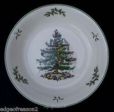 SPODE Christmas Tree PASTA BOWL