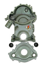 TIMING COVER 1969-1979 PONTIAC 350 / 400 / 455 w backing plate and sleeves