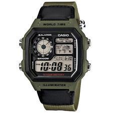 Casio Sports Digital Watch (AE-1200WHB-3B)