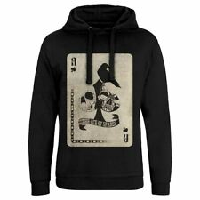 Ace Of Spades Horror Hoodie Skull Card Poker Abstract Hipster Art Grim Reap A921