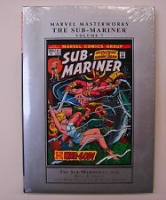 US - Marvel Masterworks - Sub-Mariner Vol 7 (neu)