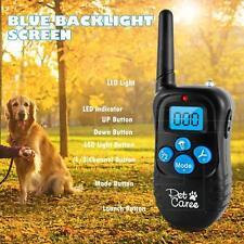 New listing Pet Caree Shock Collar Dogs Remote Beep Vibrating Shock Dog Training