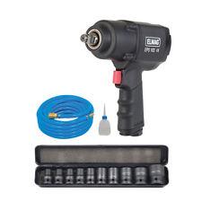Elmag Druckluft-Werkzeugpaket Schlagschrauber-Set 2