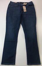Levi's Womens Size 16 Bold Curve Classic Slim Leg Jeans NEW 33x32 BB1