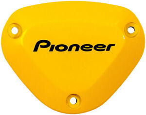 Pioneer Power Meter Color Cap: Yellow