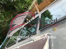 TGS Skylights Toughened Glass System Rooflight 1000 x 2000 mm Any Size