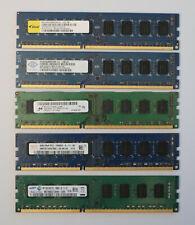 4GB 8GB 16GB DDR3 PC3 2Rx8 10600 1333 MHz Arbeitsspeicher Ram Desktop PC U-Dimm