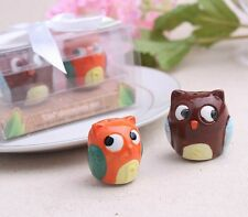 *NEW* Owl Salt and Pepper Shakers Kitchen Decor Party Favor