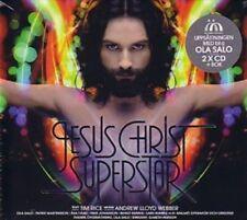 2 CD  Jesus Christ Superstar SCHWEDISCH Ola Salo The Ark Andrew Lloyd Webber NEU