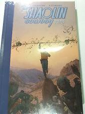 Shaolin Cowboy # 1 (Cross CULT 2016, Hardcover) MERCE NUOVA