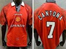 1994-96 Umbro Manchester United Home Shirt Eric CANTONA #7 SIZE L (adults)