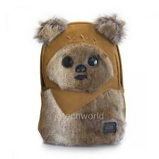 New Loungefly Star Wars School Book Backpack Handbag Purse Bag Plush Fur