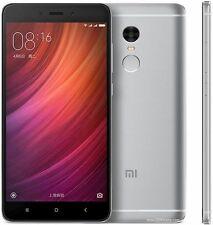 """XIAOMI REDMI NOTE 4 Octa Core 4gb 64gb 5.5"""" Fhd Screen Android 6.0 4g Smartphone"""