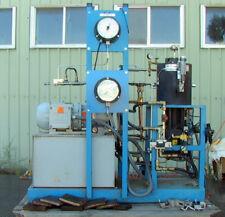 Fluitron Hdsc 4000 60000 Psi Metal Diaghragm Gas Compressor 5hp 100k Psi Gauges