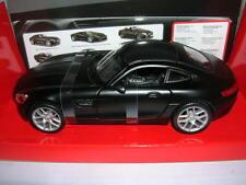 Maisto Mercedes AMG GT Negro Mate negro negro mate Series 1:24 Art. 31134