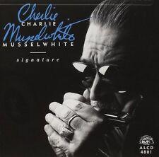 Charlie Musselwhite - Signature (1993) CD Album