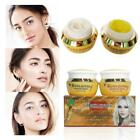 2pcs Ginseng Herbal Whitening Anti Freckle Cream For Face Skin Cares Day & Night