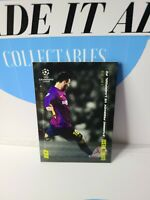 2020 Topps UEFA Champions League Soccer By Messi / Lionel Messi vs Liverpool FC