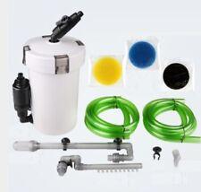 Aquarium Fish Tank Ultra Quiet External Filter Sponge Bucket Water Oxygen Pump