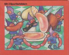 DDR Annaberger Puzzle Heinzelmännchen Festvorbereitung 24 Teile ABSOLUTE RARITÄT